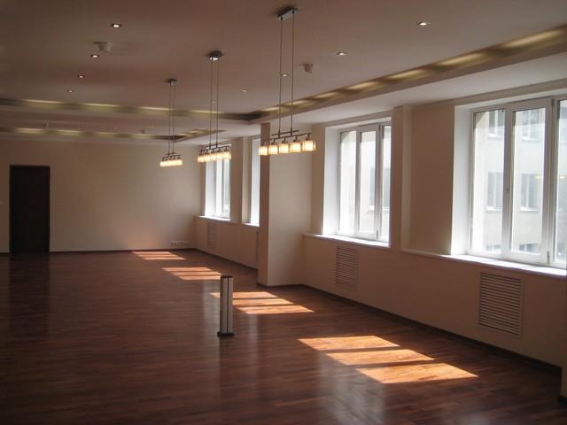 офис по фэншуй просторное и светлое помещение