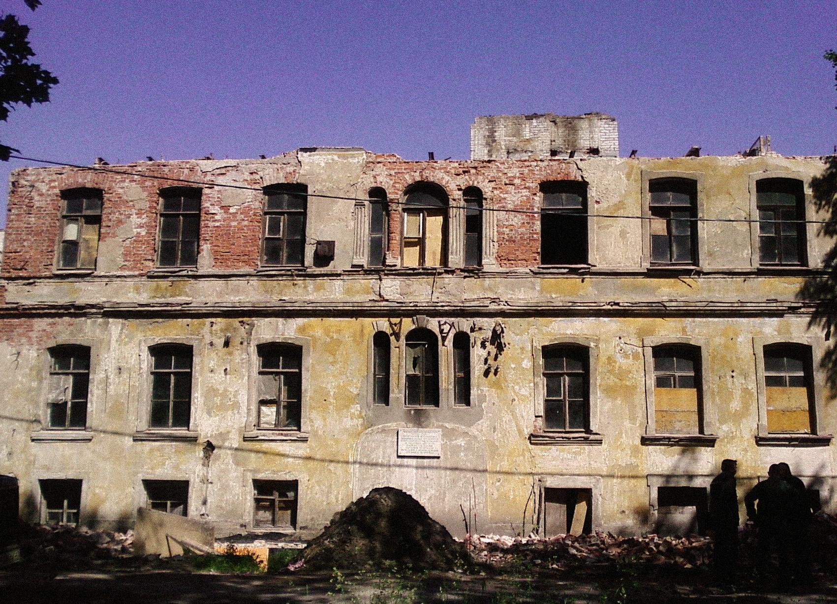 гостевой дом до реконструкции фасад