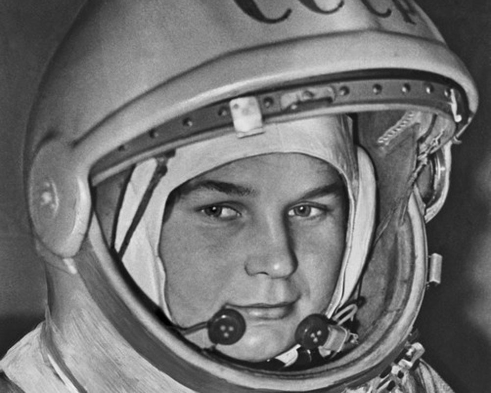 валентина терешкова космонавт 1